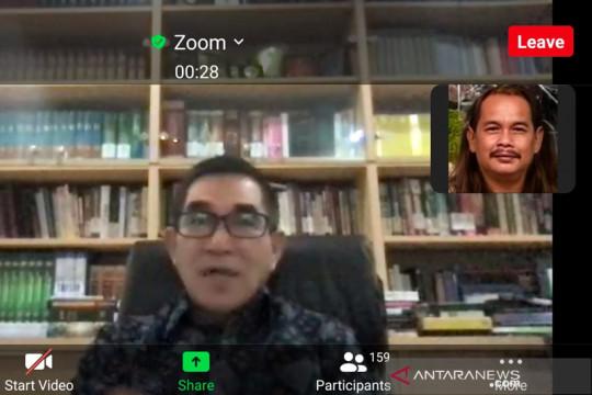 Hamdan Zoelva: Konflik konstitusional soal PPHN munculkan tanda tanya