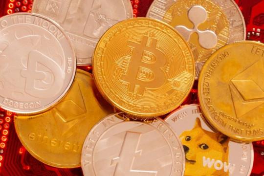 Uang kripto catat arus masuk minggu keenam beruntun, dipimpin Bitcoin