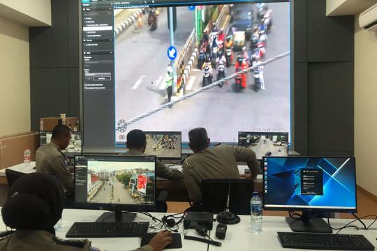 Ditlantas Polda Aceh catat 5.614 pelanggaran tilang elektronik