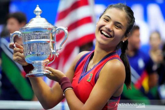 Raducanu ingin lebih rajin berlatih setelah juarai US Open