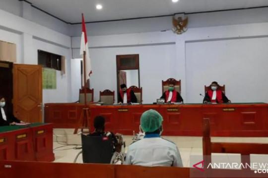 Anggota KKB tersangka pembunuh dua polisi meninggal sebelum disidang
