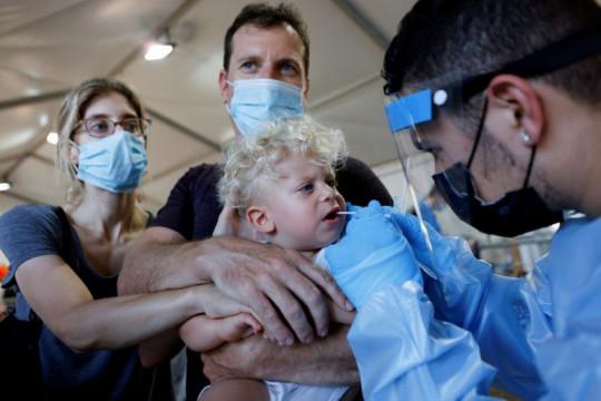 """Ribuan anak Israel alami gejala """"long COVID-19"""""""