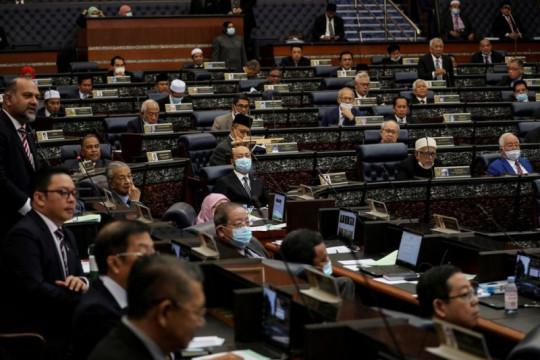 Parlemen Malaysia tak akan dibubarkan hingga akhir Juli 2022