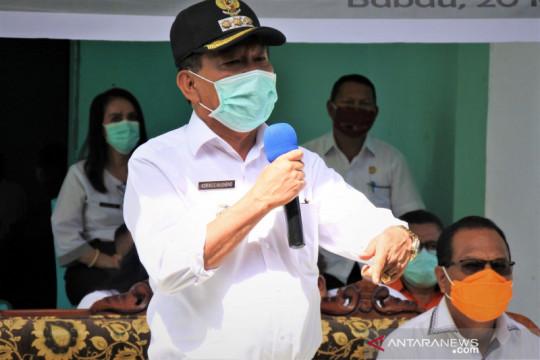 97 rumah korban badai Seroja mulai dibangun di Kabupaten Kupang