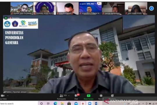 Rektor Undiksha: Guru harus adaptif hadapi generasi digital