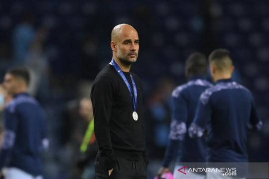 Man City disebut raih pencapaian bagus di Liga Champions musim lalu