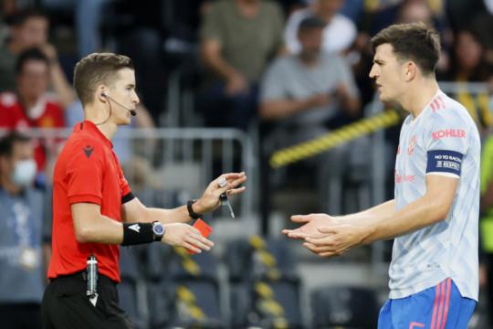Maguire yakin MU segera lupakan kekalahan dari Young Boys