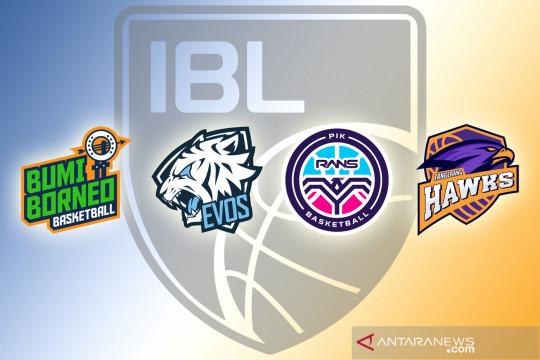 Empat tim baru resmi ikuti IBL 2022, satu dari Kalimantan