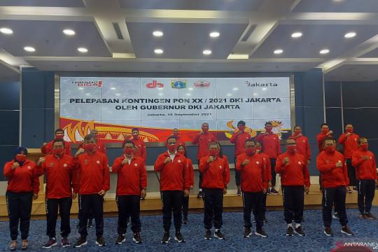 Pesan Anies Baswedan atlet DKI Jakarta jadi teladan di PON XX Papua