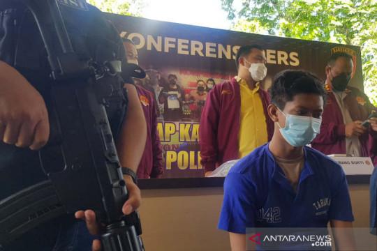 Buronan kasus pembegalan yang tewaskan korbannya di Semarang diringkus