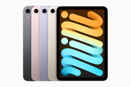 Apple luncurkan iPad Mini 6, layar lebih lebar dengan chip A15 Bionic
