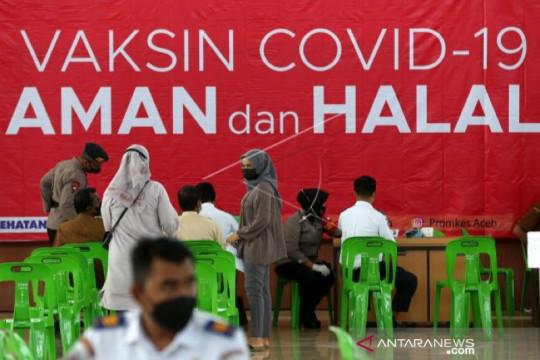 Aceh laporkan 135 kasus baru positif COVID-19, terbanyak Banda Aceh