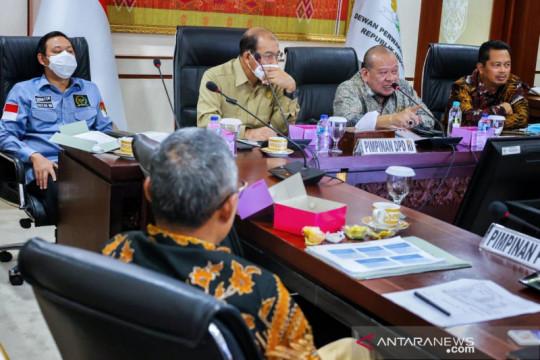 PURT DPD RI bahas refocusing anggaran perkuat realisasi serapan