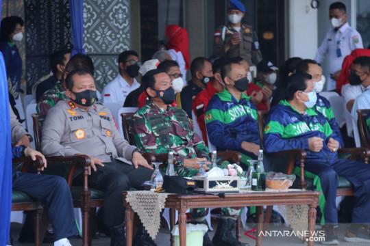 Polda Sumsel kirim satuan penjaga kontingen selama PON Papua