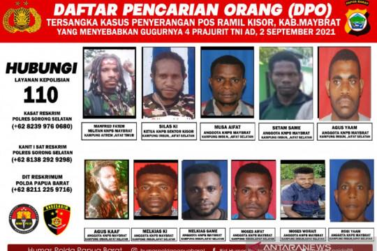 Kapolda perintah foto DPO KNPB Maybrat disebar sampai pelosok