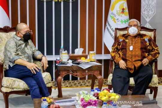 Sulawesi Tenggara dukung RUU Daerah Kepulauan yang diusulkan DPD
