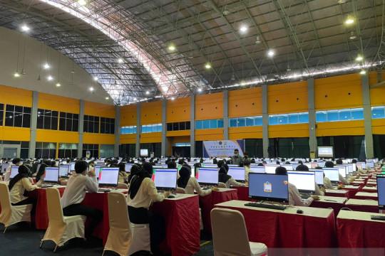 BKD Sulsel sebut ratusan peserta tidak hadir tes SKD di CCC Makassar