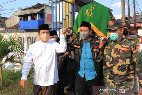 Ulama KH Edi Junaedi Nawawi meninggal saat Rakerda MUI Kota Tangerang