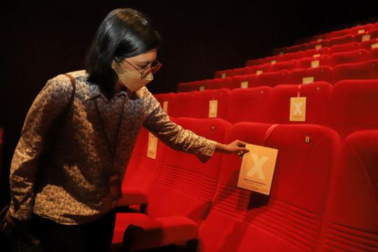 Satgas mandiri diminta aktif menjelang pembukaan bioskop di Surabaya