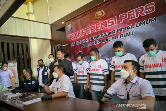 Polda Kepri tangkap anggota sindikat penyalur TKI ilegal