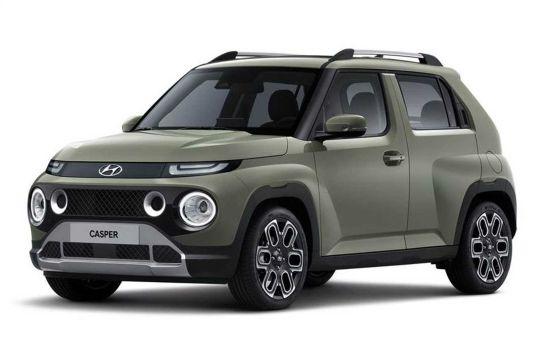 Hyundai buka pemesanan mini SUV Casper