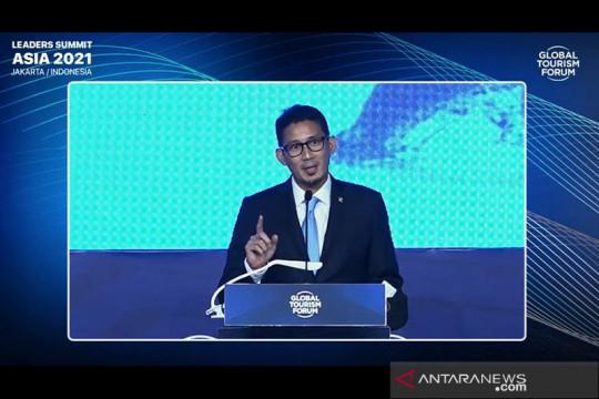 Sandiaga harap Global Tourism Forum bangkitkan sektor MICE Indonesia