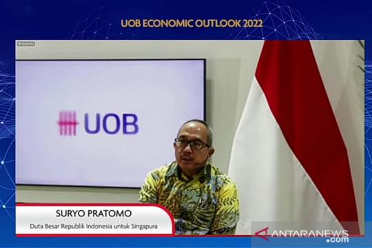 Dubes RI di Singapura: Banyak negara tertarik investasi di Indonesia