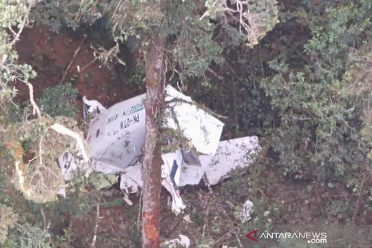 Kecelakaan pesawat Rimbun Air di Papua