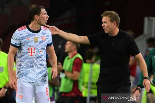 Leon Goretzka perpanjang kontrak di Bayern Munich sampai 2026