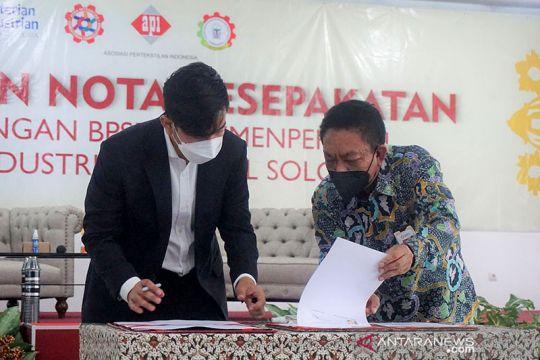 Kemenperin - Pemkot Surakarta perpanjang kerja sama sekolah tekstil