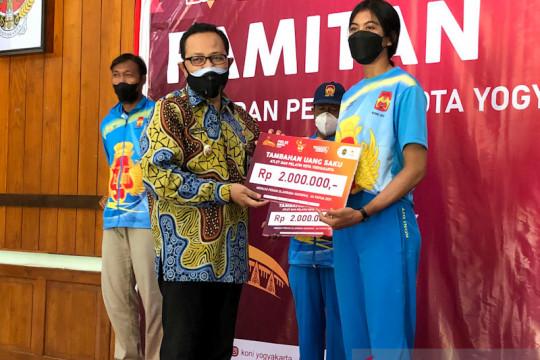 Yogyakarta tambah uang saku untuk atlet dan pelatih