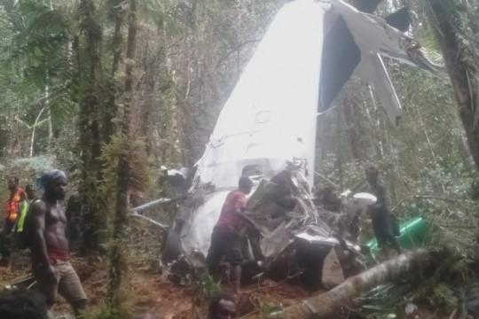 Kapolres Intan Jaya sebut KKB tidak tembak pesawat Rimbun Air