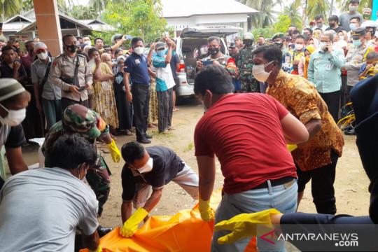Seorang honorer Kabupaten Gorontalo Utara ditemukan tewas di kamar kos