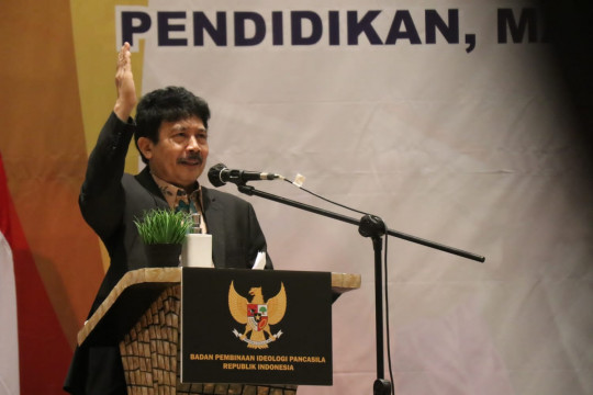 Bupati Cirebon Puji BPIP Jaga Negara Tentram