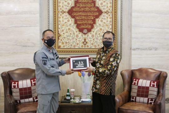 Kepala Kantor Bakamla temui wali kota Makassar bahas penempatan SPD