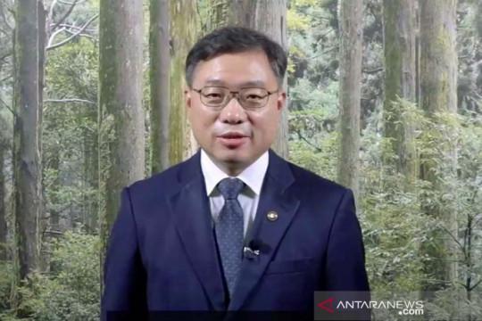 Menteri Kehutanan Korea: KIFC berkontribusi lawan krisis iklim global