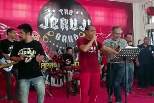 The Jeruji Band lahir dari balik jeruji besi