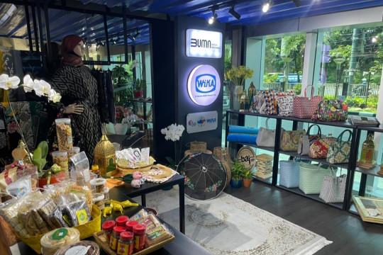 WIKA Smart Block dongkrak 50% omzet UMKM Mitra Binaan WIKA dalam waktu 6 bulan