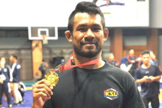 Kalsel andalkan Fahriansyah dulang emas gulat PON Papua