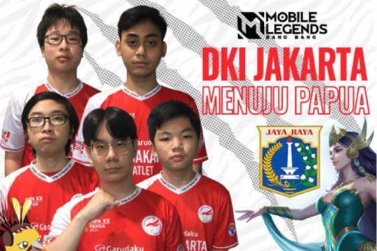 Esport DKI Jakarta targetkan sapu bersih emas PON Papua