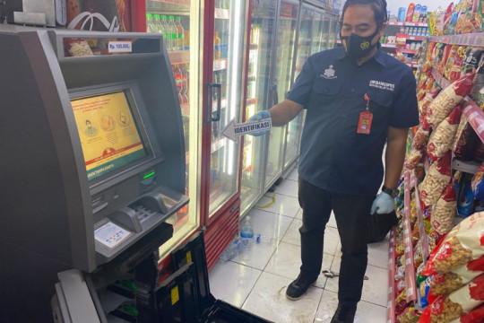 Polisi selidiki pembobolan ATM BRI Rp306 juta di Serang Banten