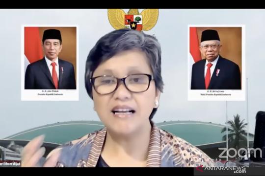 Wakil ketua MPR: Partisipasi perempuan jadi tolok ukur demokrasi