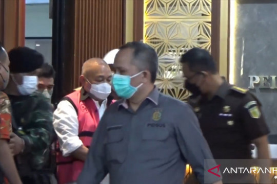 Kejagung tetapkan mantan Gubernur Alex Noerdin tersangka PDPDE Sumsel