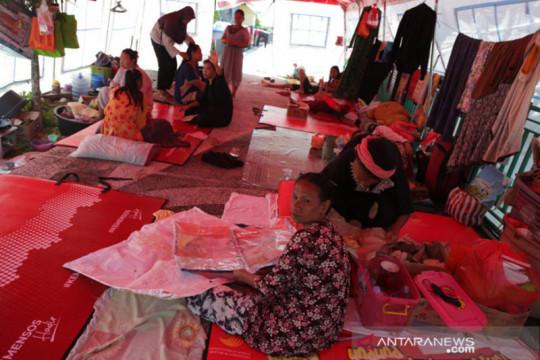 Dua warga Kalteng meninggal di tenda pengungsian
