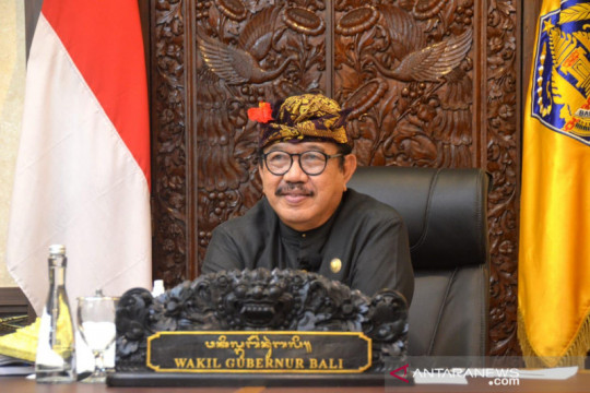 """Wagub Bali harapkan masyarakat tetap kreatif lewat ajang """"IMF 2021"""""""