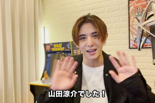 Yamada Ryosuke buat kanal game di YouTube