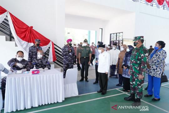 Wapres sebut Dana Abadi Pesantren komitmen Pemerintah bantu pesantren