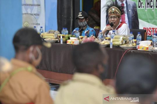 Mendes PDTT sebut PON Papua harus jadi momentum kebangkitan desa