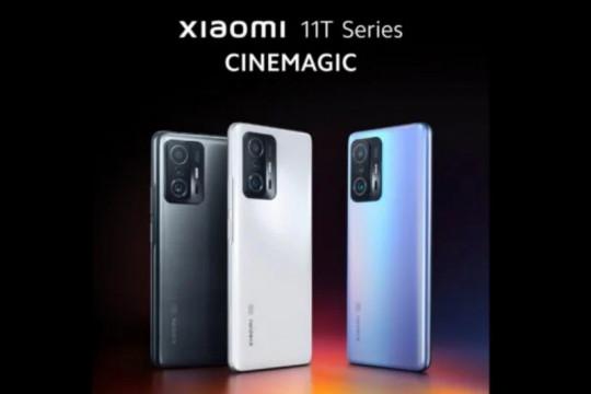 Xiaomi 11T dan 11T Pro dirilis, hadirkan kamera 108MP