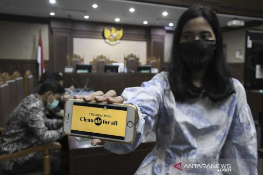 Hakim kabulkan sebagian gugatan kasus polusi udara ke pemerintah